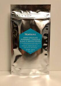 TEAVANA White Chocolate Peppermint 2oz SEALED * Limited Edition *