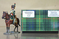 KING & COUNTRY NA25 NAPOLEONIC FRENCH MOUNTED CHASSEUR a CHEVAL WATERLOO 1815 nf