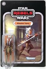 Star Wars CUSTOM Vintage Collection Ahsoka Tano (Rebels) *Two Options*