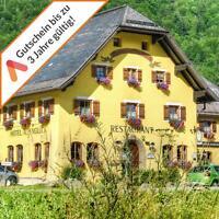 Kurzreise Oberbayern Alpen 3 Tage 3* Hotel Alpenglück Gutschein für 2 Personen