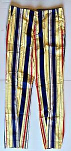 Loud Mouth Stripes Striped Golf Pants 32 x 34L