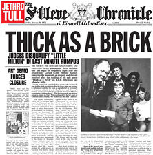 Jethro Tull - Thick As a Brick [New Vinyl] 180 Gram