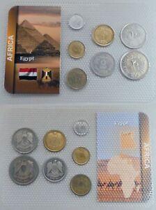 Ägypten / Egypt KMS 1972-1980 im Blister unz.