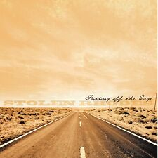 CD STOLEN RHODES - Falling Off The Egde / Southern Rock USA 2011