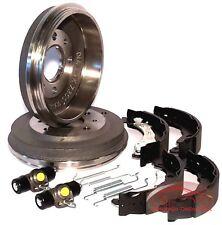 VW T4 Bremstrommel Set Bremsen + Bremsbacken + Radzylinder und Zubehör hinten