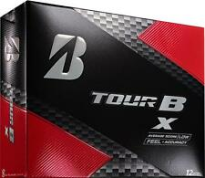 BRIDGESTONE TOUR B X 4 DZ GOLF BALLS - WHITE - NEW IN BOX
