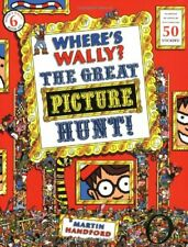 Where's Wally? The Great Picture Hunt,Martin Handford
