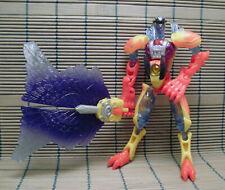 RARE 2000 Transformers Beast Machines SILVERBOLT Condor Figure *COMPLETE!*