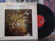 LIEBESTRAUM BOSTON POPS FIEDLER - SHADED DOG LP LM-2546