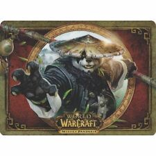 World of Warcraft Mists of Pandaria Collector's Mousemat Mouse Pad Only New