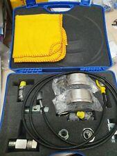 SPRADOW Hydraulische Druck Test Set 3, 400 Stange Mit Inline T Stück