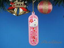 CHRISTBAUMSCHMUCK Deko Spiegel Kamm Hello Kitty Dekor Ornament Spielzeug K1316A