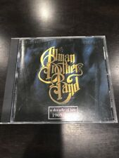 Various Artists : Allman Brothers Band a Decade of Hits 1969-1979 CD