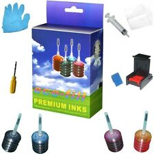 ECOFILL CANON PIXMA 545/546 XL INK CARTRIDGE REFILL KIT FOR TS3151 TR4550 TR4551