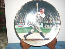 "BABE RUTH ""THE CALLED SHOT""  PLATE"