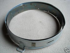 WWII German army Stahl helm liner - outer band - steel and inner spring band