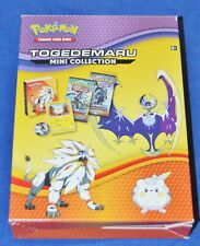 POKEMON TRADING CARD GAME Togedemaru Mini Collection  Booster Box Set NIB SEALED