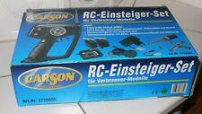 CARSON RC Einsteiger-Set für Verbrenner-Modelle (X3989)