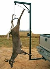 Foreverlast Hh Hitch Hoist 360° Pivot Fits Standard 2 Receiver 450-Pound Hunting
