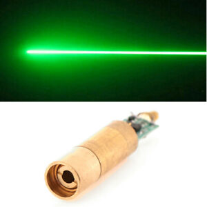532nm 30-50mW Green Laser Module Laser Diode light Free Driver SW TD H OE
