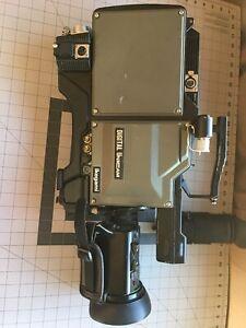 IKEGAMI UNICAM HL-57 /ta553 Canon J15x9.5b4 Ltd Px12 Untested