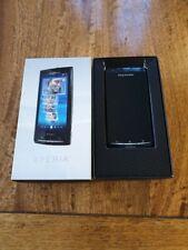 Sony Ericsson Xperia X10i-Teléfono inteligente Negro (Desbloqueado)