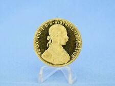 Österreich 4 Dukaten 1915 Franz Josef * 13,94 Gramm - 986 Gold * vz