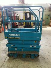 2016 Airman Enclo45 Track Drive Manlift