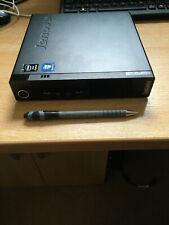 Lenovo M93 pequeño PC Pentium G3220T 2.6GHz. Barebones. no HD. sin Ram. sin alimentación sup