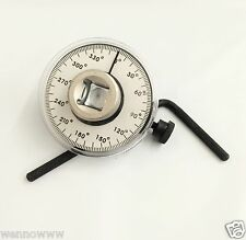 360° Torque Angle Gauge & Rotation Checker Measuring Gauge Meter 4 Torque Wrench