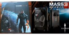 Mass Effect 3 Vault for Sony ps3 3D Armored Gaming Case Boxed New.