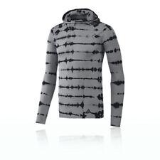 Abbiglimento sportivo da uomo grigie adidas di alta visibilità