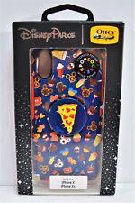 Disney Otterbox Pop Grip Snacks & Treats Apple Iphone 10 X/XS Cellphone Case NEW