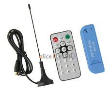 USB 2.0 Digital DVB-T SDR+DAB+FM HDTV TV Tuner Receiver Stick RTL2832U+ R820T2 A