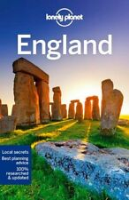 NEW England By Lonely Planet Travel Guide Paperback Free Shipping