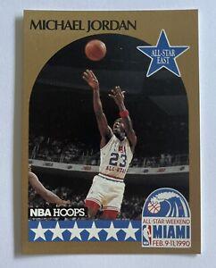 1990 NBA Hoops All Stars Full Set 1-26 Michael Jordan Included