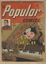 POPULAR COMICS #136 1947 Golden Age 🥇
