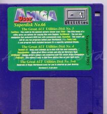 Revista Amiga usuario Internacional-coverdisk-SuperDisk 66 < Mq >