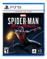 Marvel's Spider Man Miles Morales Launch Edition ( PlayStation 5 / PS5 )