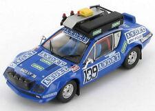 Renault Alpine A310  #139 Dakar 1981 1:43