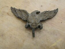 Vintage Old Metal American Eagle Flag-pole Finial with Screw Base