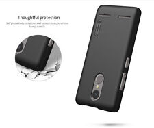Nillkin Matte Frosted Shield Slim Hard Back Protective Case For Lenovo K6 Power