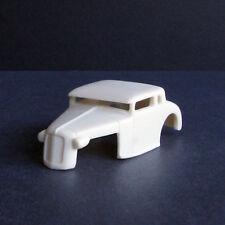 JFSL49  Jimmy Flintstone H/O scale, resin 1933 Plymouth 5 window slot car body