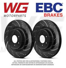 EBC GD Front Brake Discs 340mm for VW Golf Mk7 5G 2.0 Turbo R 300bhp 13- GD1877