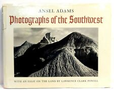 Ansel Adams: Photographs of the Southwest. 1976 HC/DJ First Printing