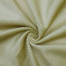 1 Yard Vintage silk cotton corduroy material for skirt trousers dress gown khaki
