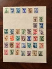 AUSTRIA STAMPS MIXED MH/ used lot
