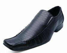 Zapatos informales de hombre negros sin marca