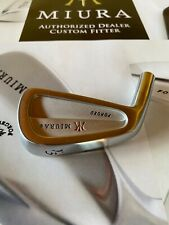 Miura Left Hand 3 Iron Y Grind Cavity - Head only - Brand New - Genuine- Japan