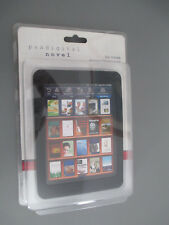 "New! Gel Cover Skin for Pandigital Novel 7"" eReader COVSSI7BL1 free shipping"